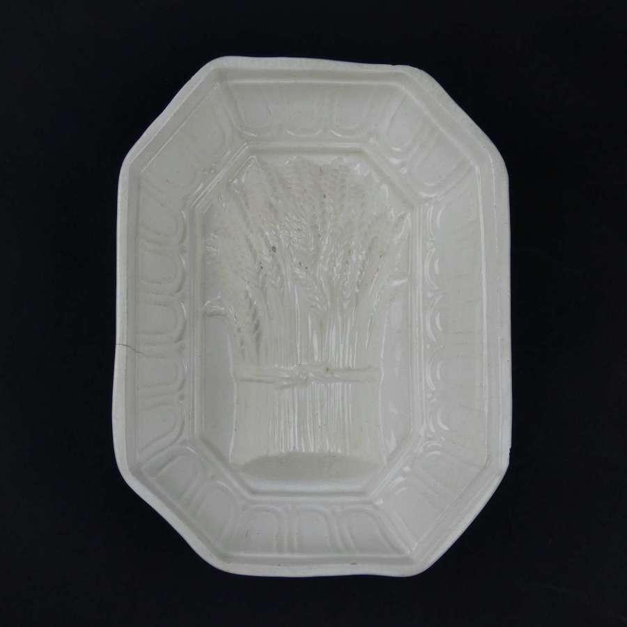 Spode Mould with Wheatsheaf