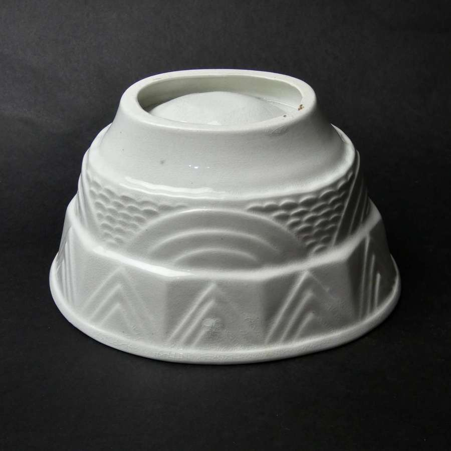 Decorative ceramic mould