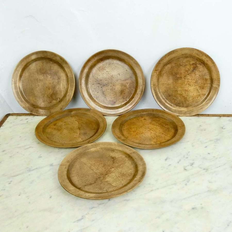 18th Century, Sycamore Platters