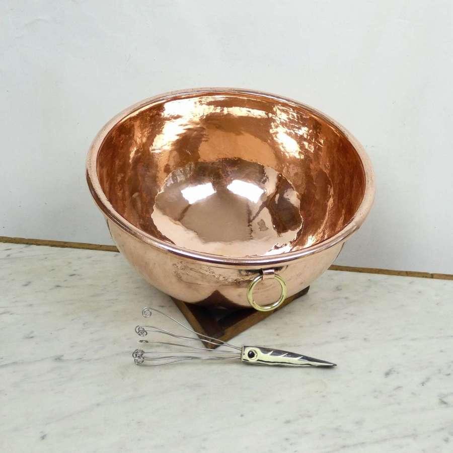 Large French Egg Bowl