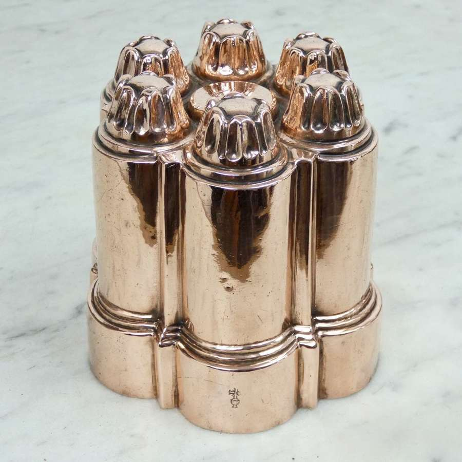 Benham's copper Belgrave mould