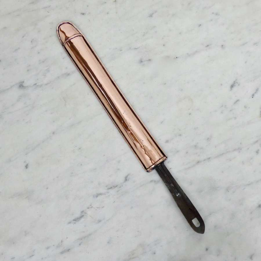 Copper basting tool