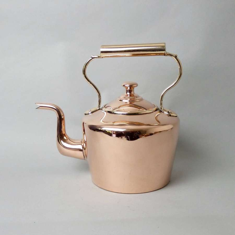 Good Quality, Victorian Copper Kettle