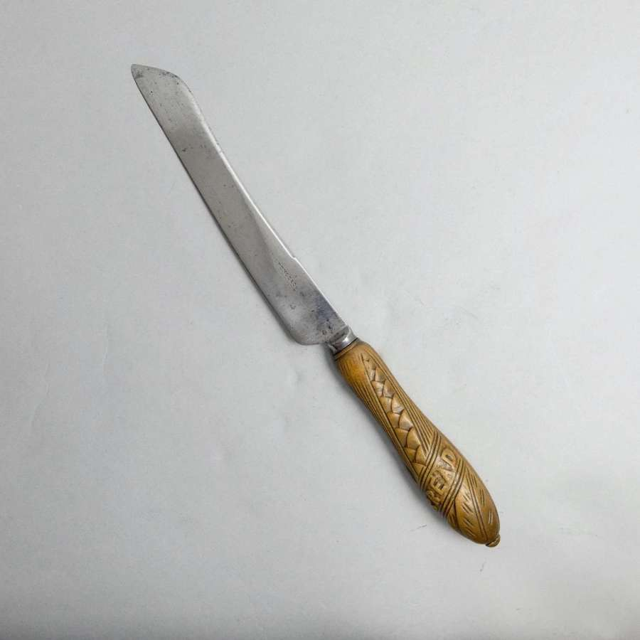Good quality, Victorian bread knife
