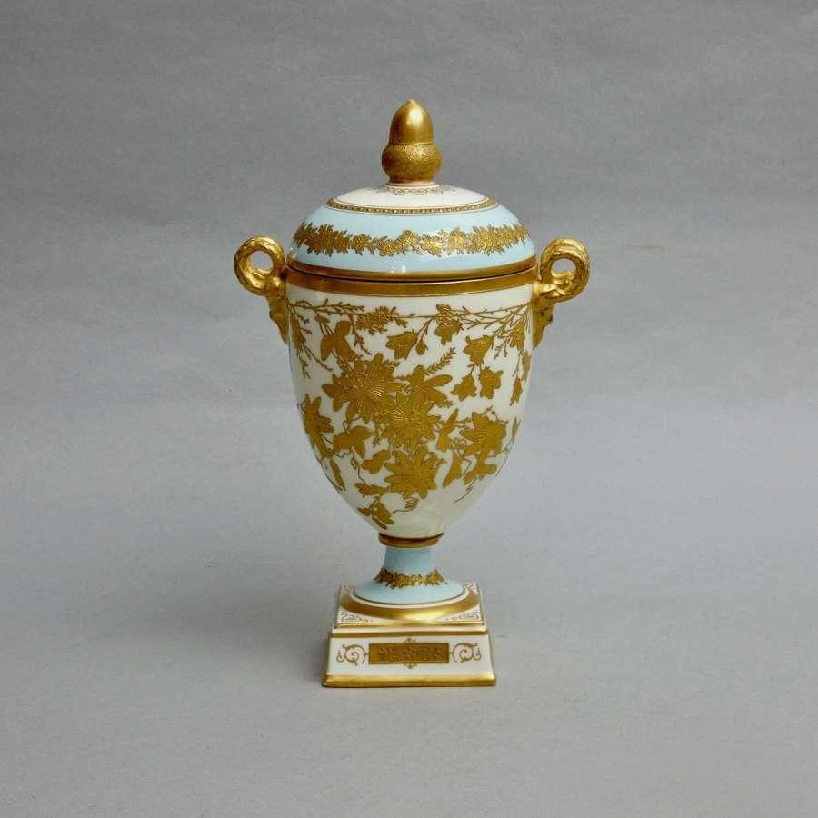 Wedgwood bone china vase