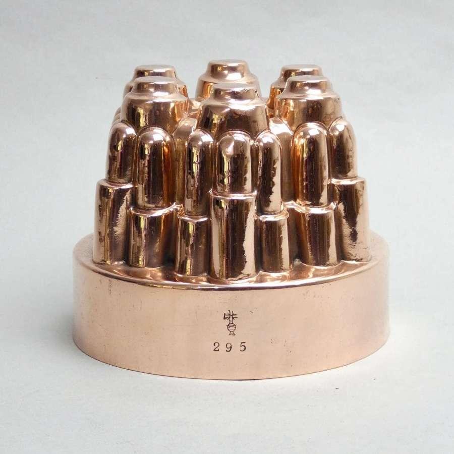 Copper mould, Benham No. 295