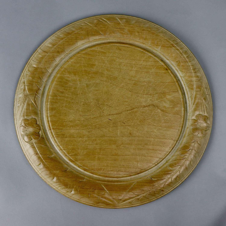 Victorian, sycamore breadboard
